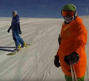 Snowboard nasıl yapılır Ender Çağlar