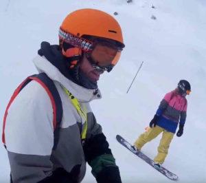 Snowboard nasıl yapılır Cem Kalemdaroğlu